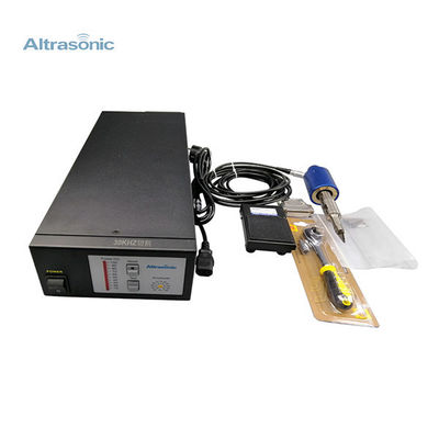 30khz 500w High Efficiency Ultrasonic Cutting Machine